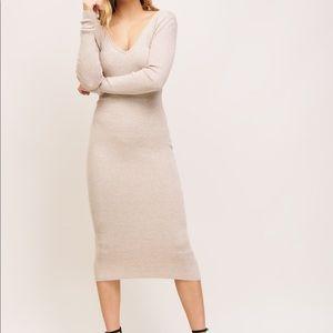 NWT Dynamite Sweater Dress